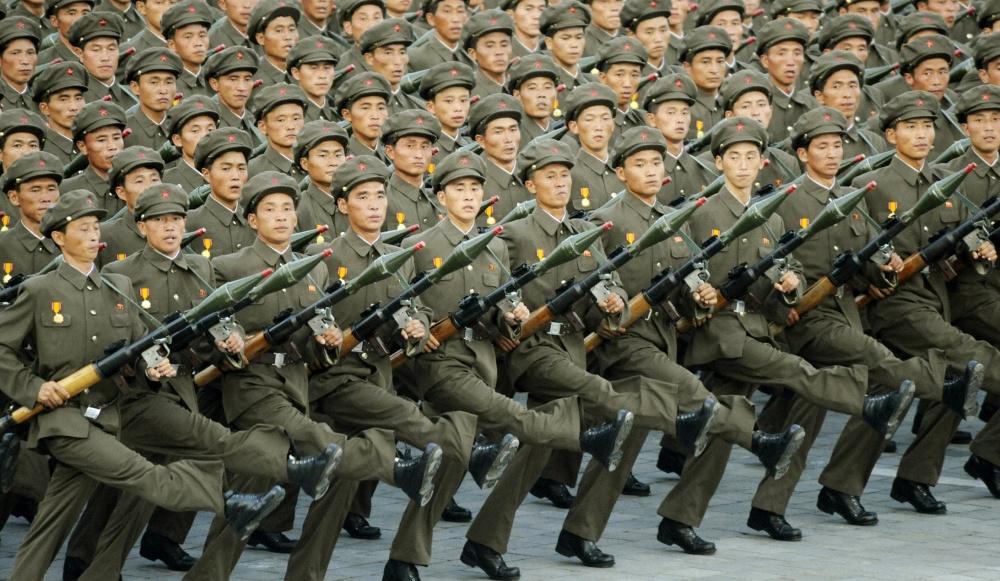 De l armée populaire de corée dont le rôle est prépondérant