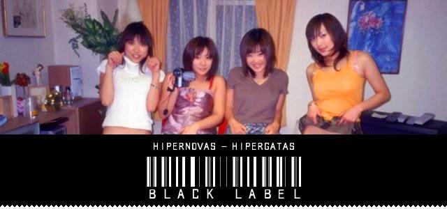 Hipernovas: Hipergatas - Black Label #03 (70 Imagens)