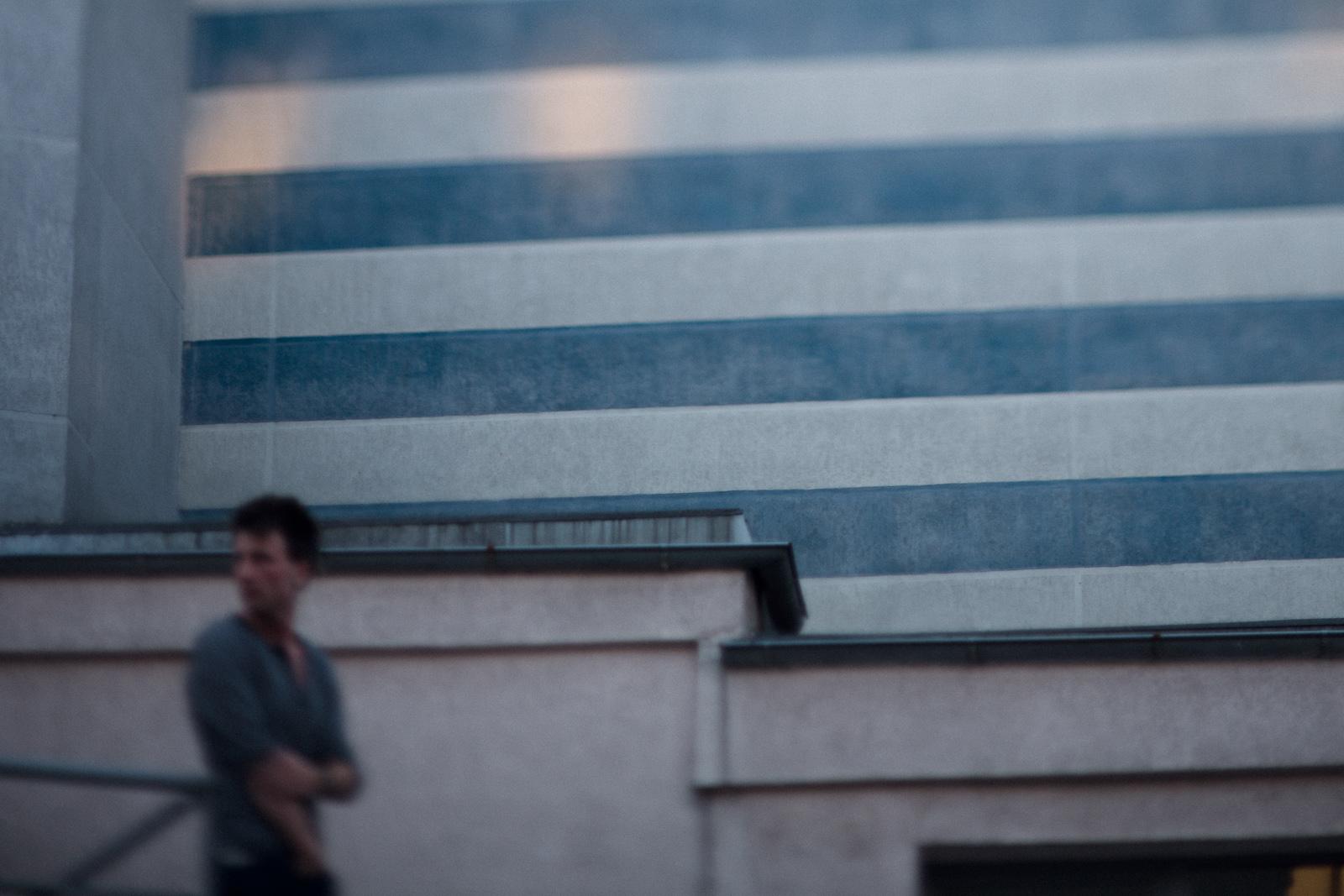 """Portret koncepcyjny """"City life"""". fot. Łukasz Cyrus"""