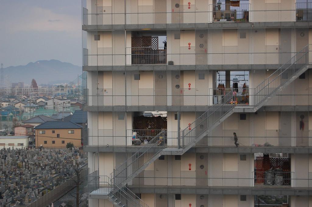 Gifu Kitagata Apartment Building Sanaa Archistate