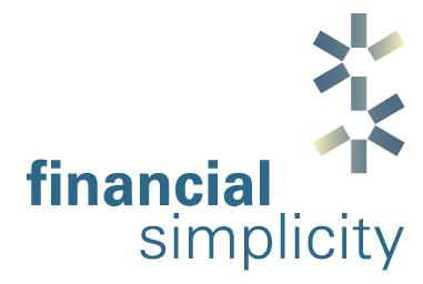 financial simplicity