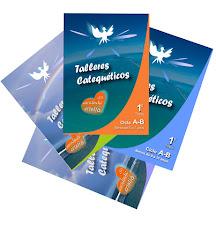 LIBROS DE CATEQUÉSIS para o ANO do Evanxeo da Esperanza do ciclo A-B