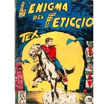 Tex Willer, la copertina