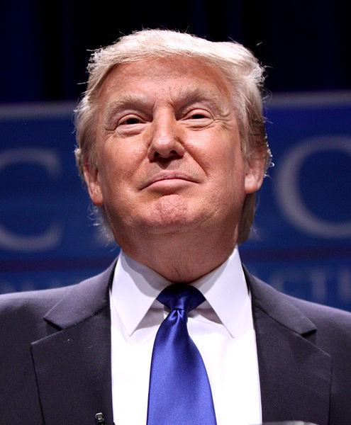 Donald Trumph Gold