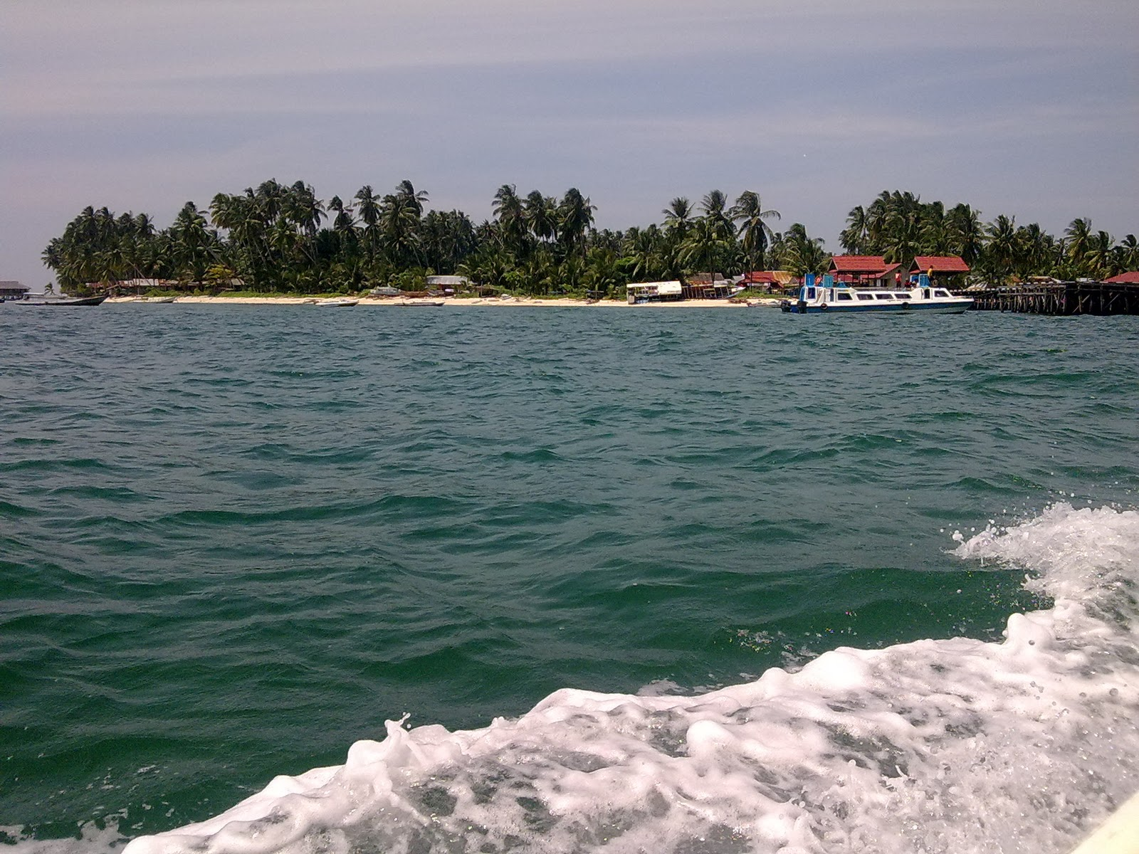 Cerita pulau derawan