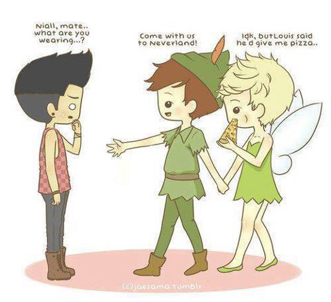 Funny Couple Cartoon Tumblr : Kualkier Kosa: Caricaturas de One Direction