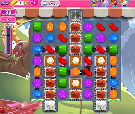 Candy Crush Saga 1048