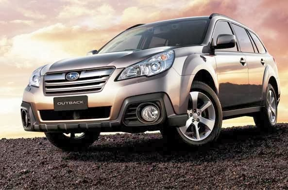 2015 Subaru Outback Release Date and Changes