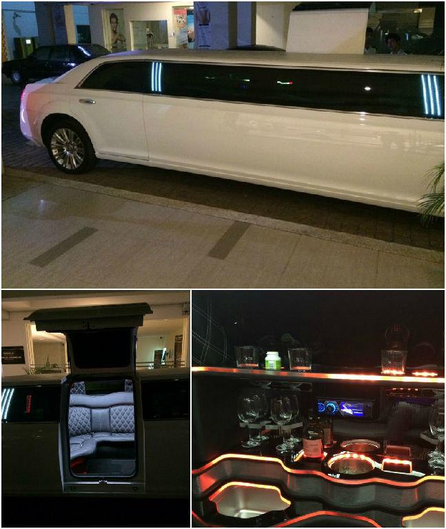 Hyper Luxury Wedding Car Rental