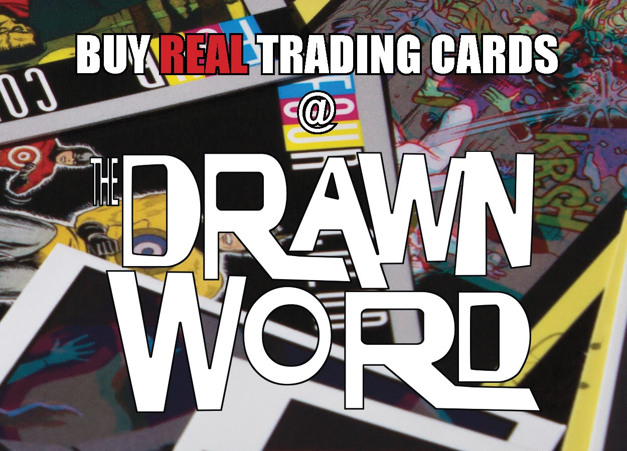 Drawn Word Ad