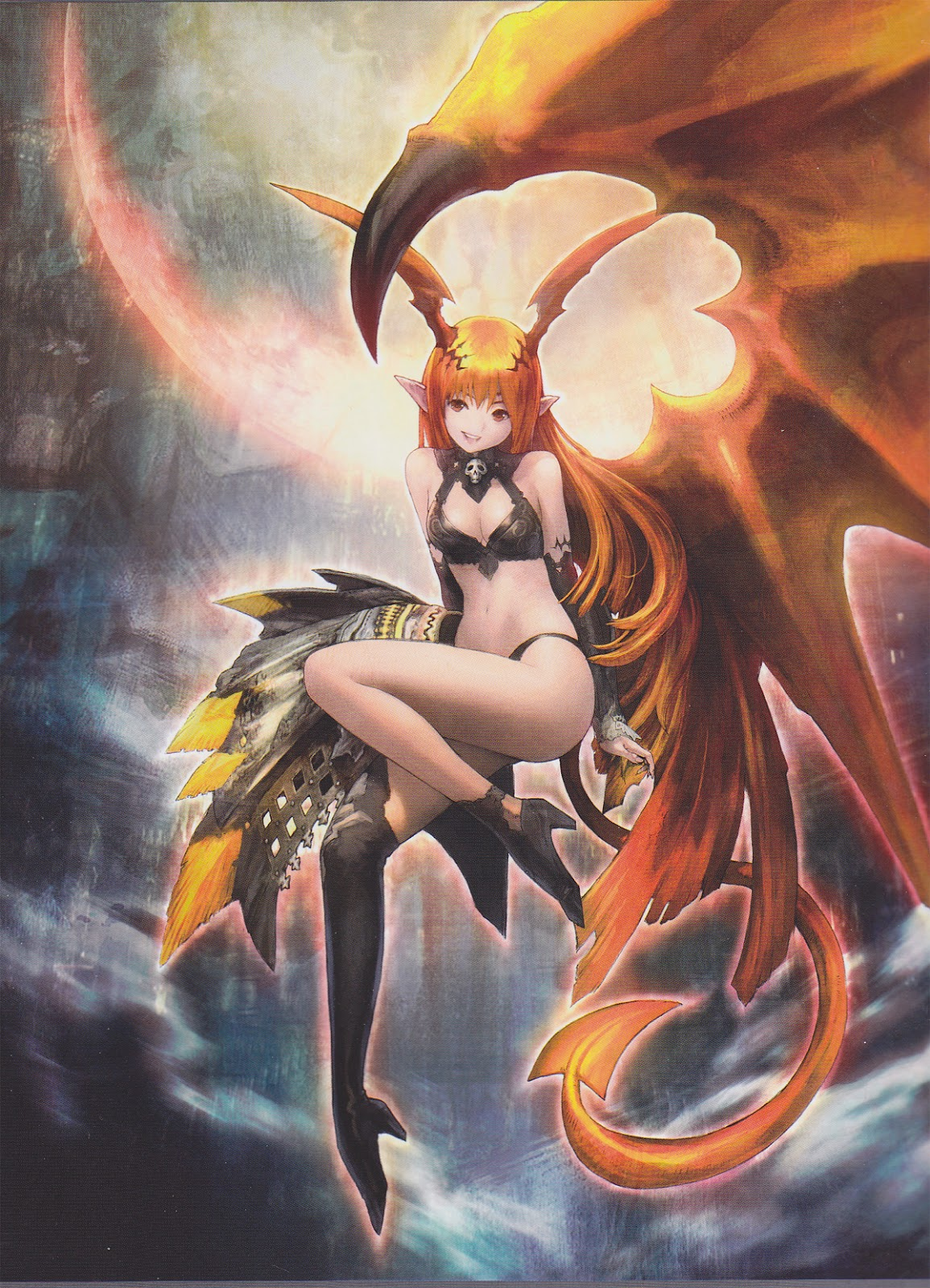 Miikos cosplay - Succubus (28/04/2012) | Cosplays Lovers