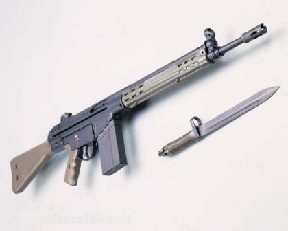 Standard Rifle Of Pakistan Army | The G3 Assault Rifle