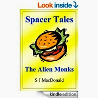 FREE: Spacer Tales: The Alien Monks by S J MacDonald