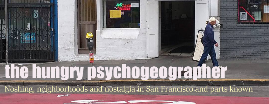 The Hungry Psychogeographer