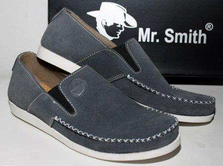 Sepatu Mr.Smith SMITH2012 ABU