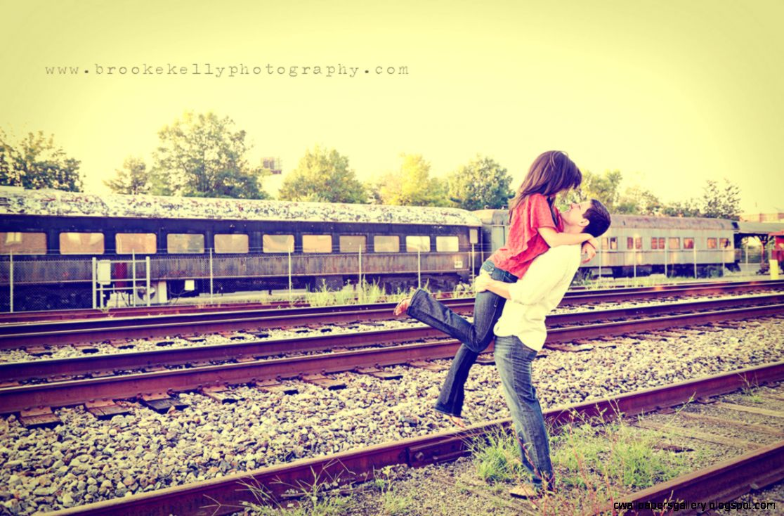1000 images about couple photography on Pinterest  Railroad