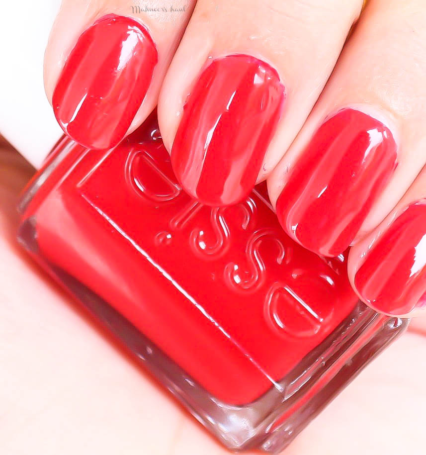 Mahnoor\'s Haul: Essie Nail Polish - Review + Swatches