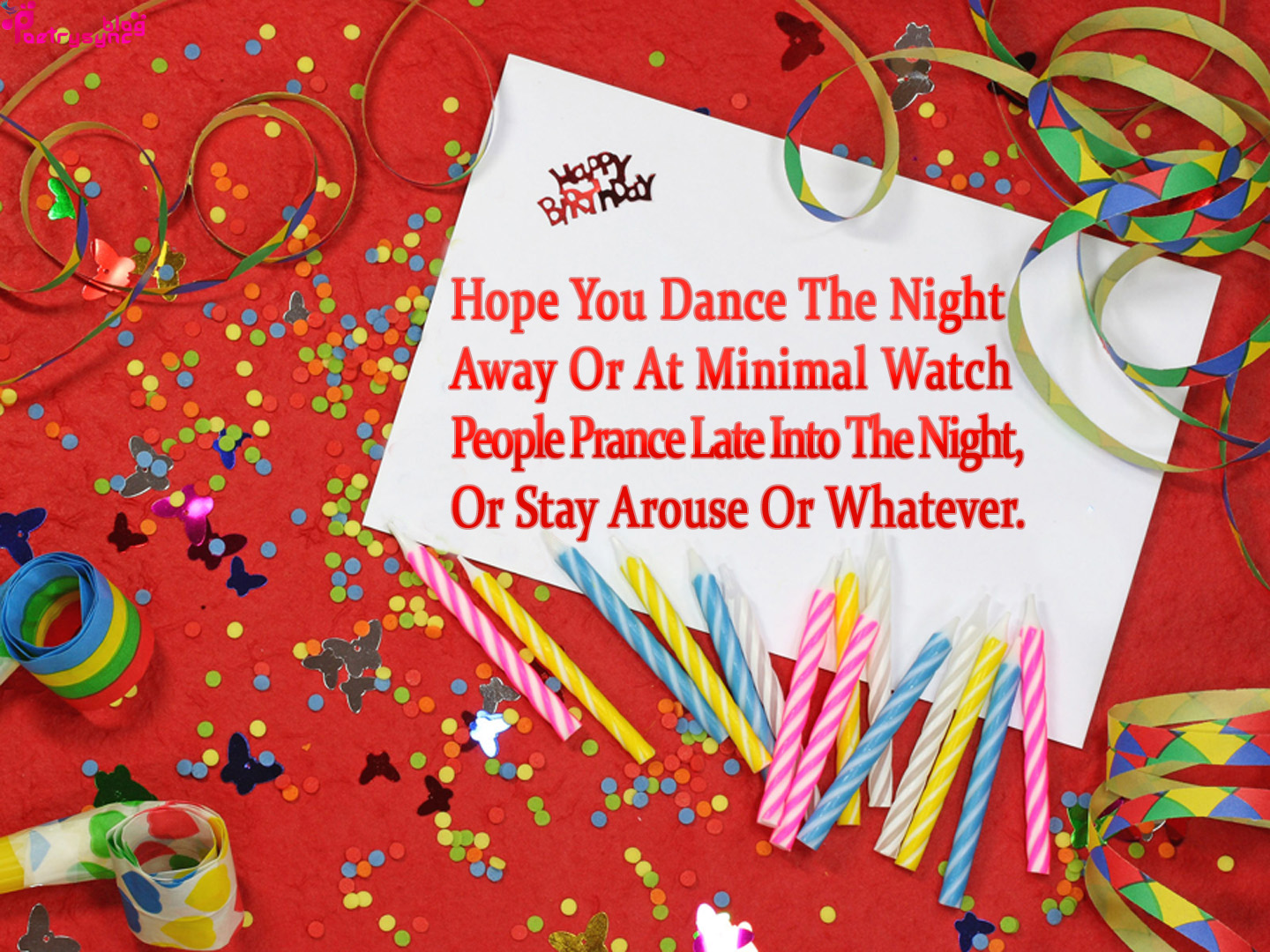 Zaat Se Zaat Taak Happy Birthday Card Images with English Quotes – Happy Birthday Cards for a Friend