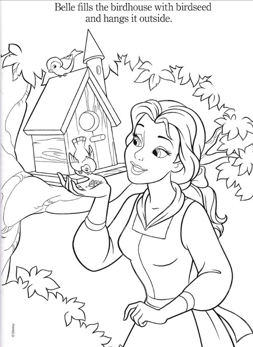 princess coloring pages online - Play Free Disney Princess Snow White Coloring online