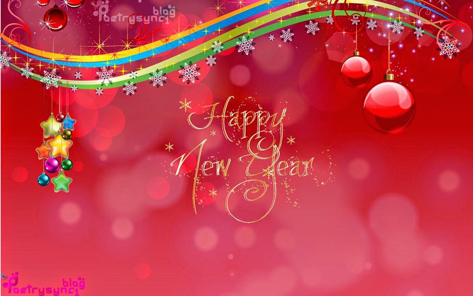 Poetryquotes Happy New Year 2014