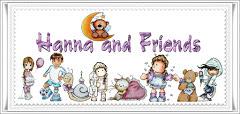 HANNA & FRIENDS CHALLENGE
