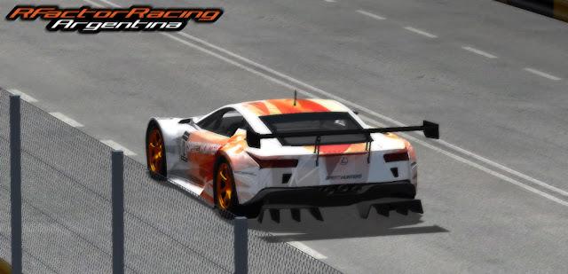Nuevo mod para rFactor SpeedHunter