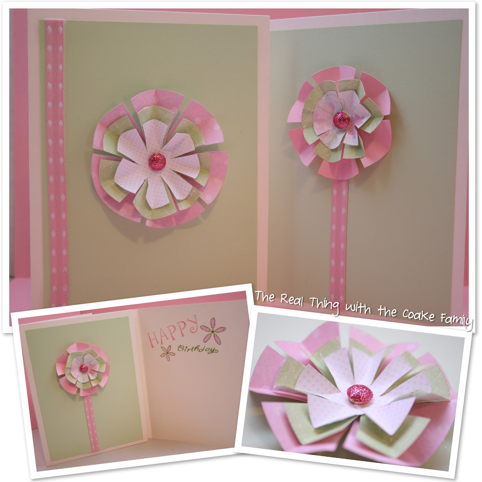 Paper Flower Making For Greeting Cards Vatozozdevelopment
