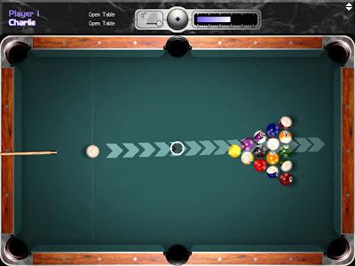لعبة بلياردو احترافية 8 Ball Frenzy