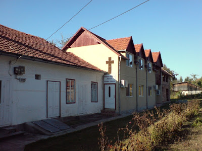 Biserica baptista Covasna