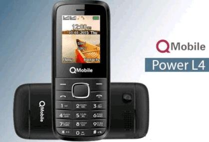 QMobile L4 in just Rs.1500 details www.infopaktel.com