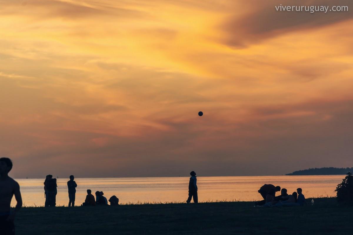 Onde ver o por do sol em Montevidéu