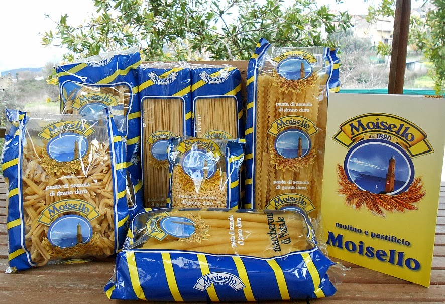 pasta moisello: la qualità di un antico pastificio ligure