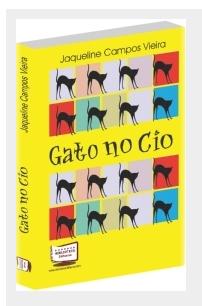 GATO NO CIO , de Jaqueline Campos