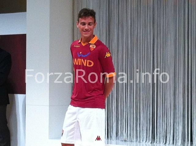 maglia nuova roma