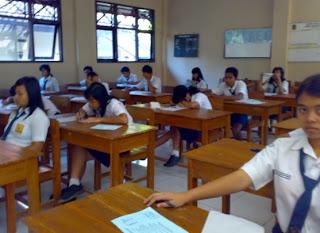 UTS Ganjil IPA Biologi Kelas VIII 2013-2014