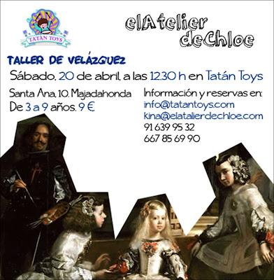 {el Atelier de Chloe} - Taller de Velázquez
