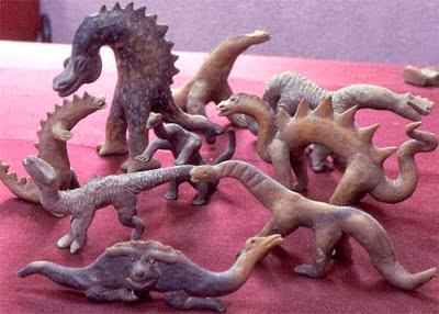 Acambaro Figurines