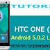 TUTORIAL: Instala la ROM CyanogenMod 12 [Android 5.0.2] en el HTC One (M7) [Sprint, Verizon, GSM...]