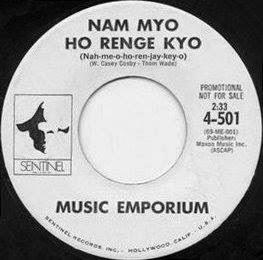 Music Emporium - Nam Myo Ho Renge Kyo