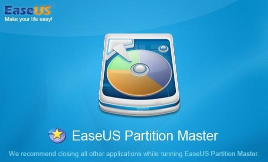 EaseUS Partition Master Terbaru