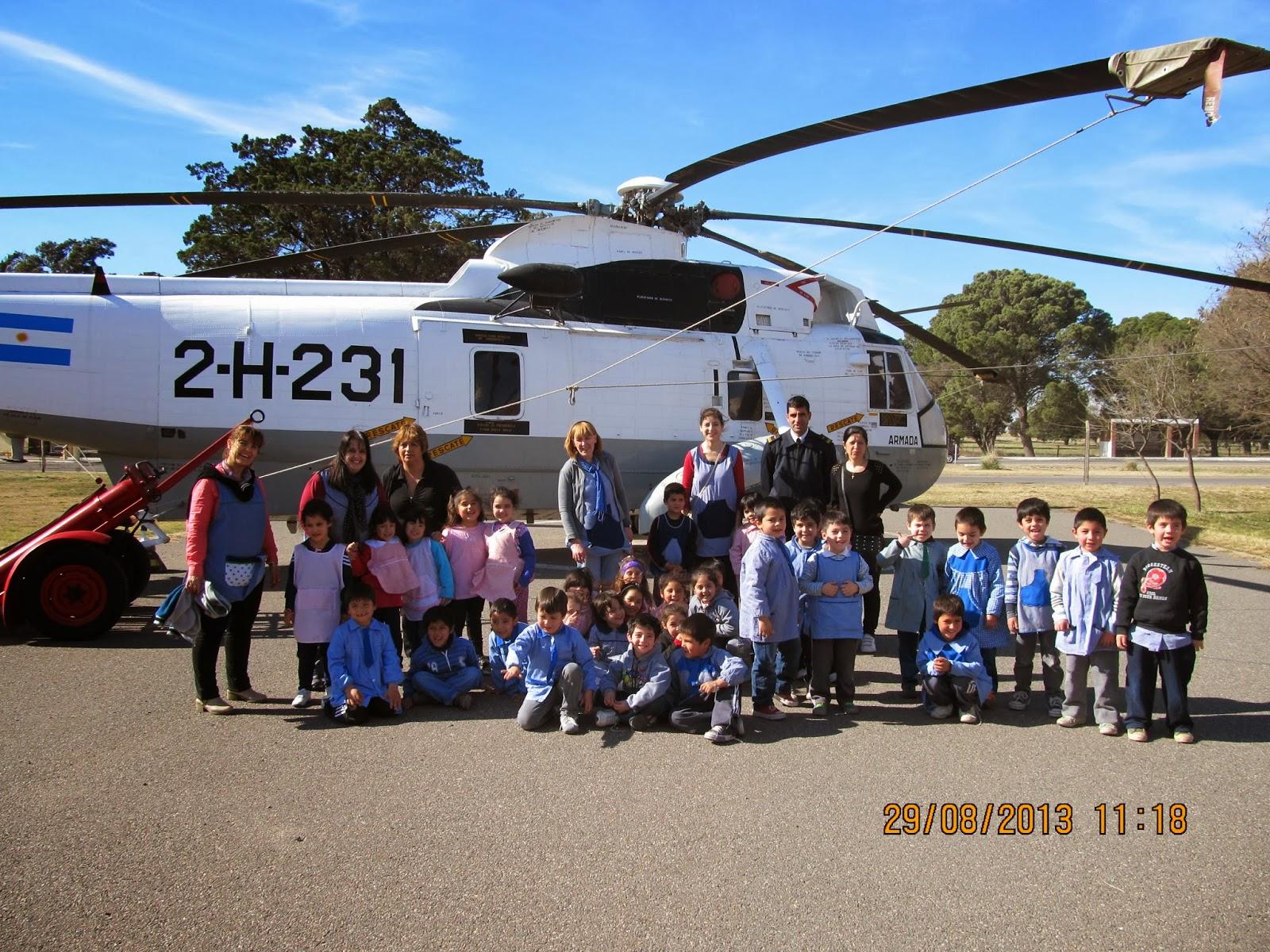 Museo de la aviacion naval argentina visitas al muan for Jardin 911