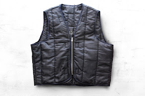 Union 6- RAF Quilted Vest