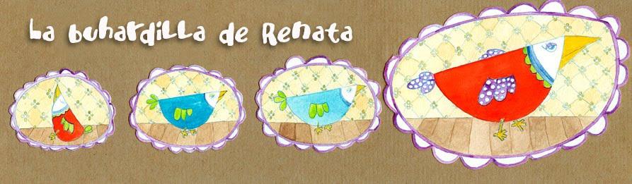 La  buhardilla de Renata