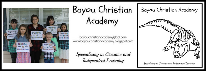 Bayou Christian Academy