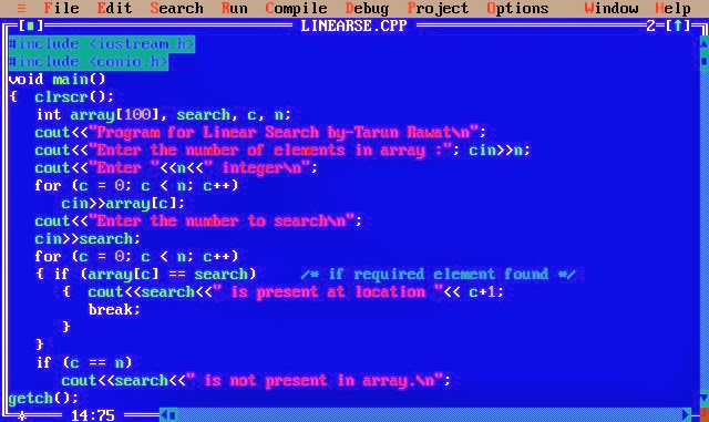 how to continue a program in c++