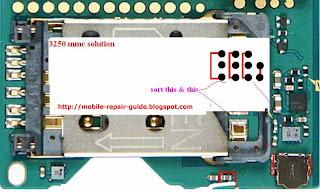 nokia 3250 memory card problem