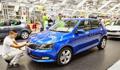 1 milion de automobile Skoda intr-un an