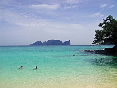 Koh Phi Phi long beach