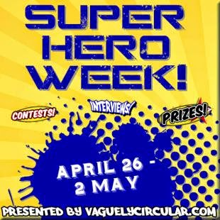 Superhero week!