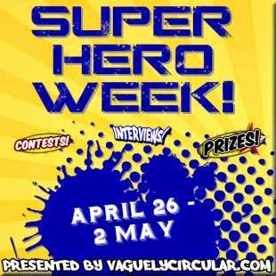 Superhero week!